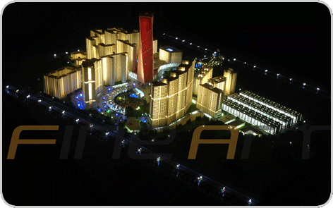 Architectural scale model makers new delhi